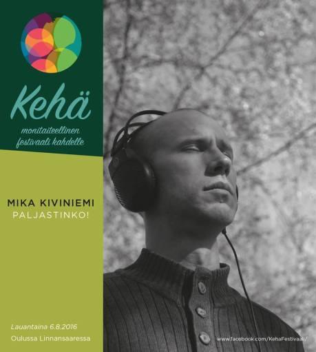 Kehä Mika Kiviniemi
